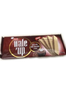 WAFE UP COCOA & MILK WAFER 160Gx19