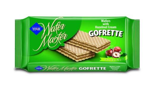 GOFRETTO WAFERS HAZELNUT 40GX24X6 (SUMMER PROMO)