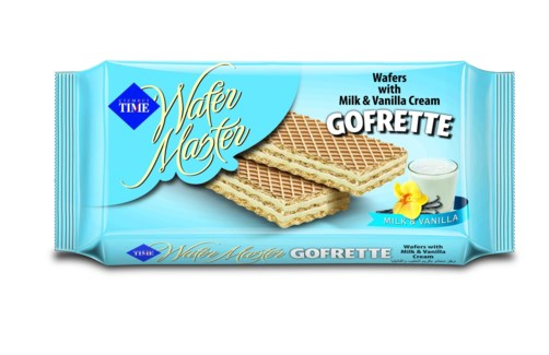 GOFRETTO WAFERS MILK 40GX24X6