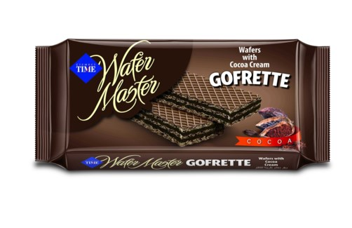 GOFRETTO WAFERS COCOA 40GX24X6