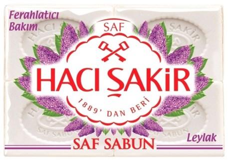 BATH SOAP LILAC 4PKx15PC