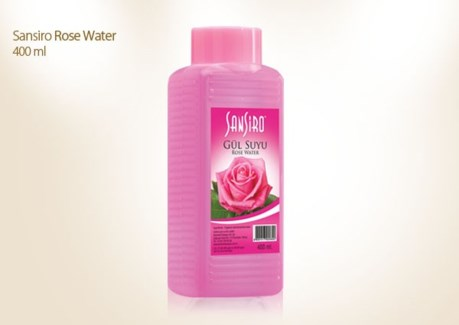 ROSE WATER 400CCx12