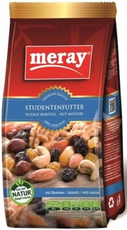 MIXED NUTS UNSALTED 340GRx12