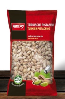 TURKISH PISTACHIOS 250GRx12