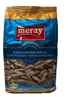 SUNFLOWER SEEDS UNSALTED 150GRx12