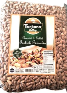 TURKISH ANTEP PISTACHIO 22LBx1