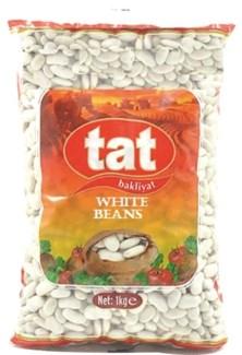 WHITE BEANS (10MM) 1KGx12