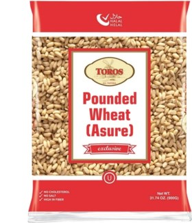 POUNDED WHEAT (ASURE) 900Gx12