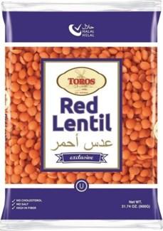 RED LENTIL 900Gx12