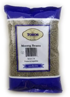 MOONG BEANS  2LBSx12