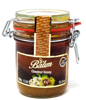CHESNUT HONEY JAR 450GRX8