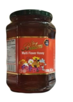 BLOSSOM HONEY JAR 1KGx11