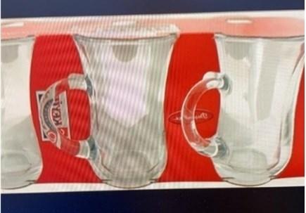 PB KEYIF (55411) TEA GLASS 6PCx8
