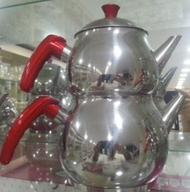 EMIR TEA POT (MINI) 1PC