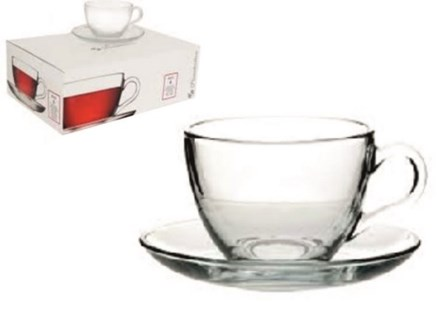 PB BASIC (97948) TEA SET 12PCSX4