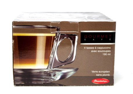 PB VELA (97302) TEA GLASS SET 12PCx4