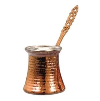 COPPER TURKISH COFFEE POT #3 1PC