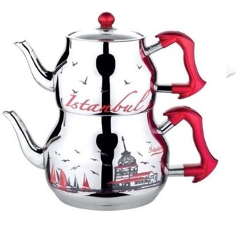MS TEA POT MINI SIZE ISTANBUL 1PCS