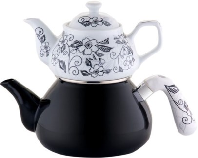 SIYAH INCI (#03) TEA POT 1PC