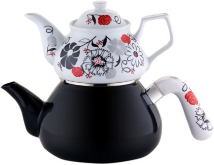 SIYAH INCI (#06) TEA POT 1PC