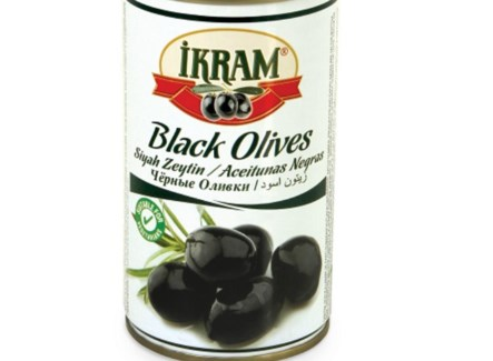WHOLE BLACK OLIVES 2500GRX2 TIN
