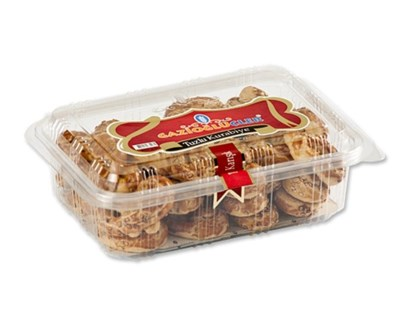 LALE SALTED COOKIE 400GRX12