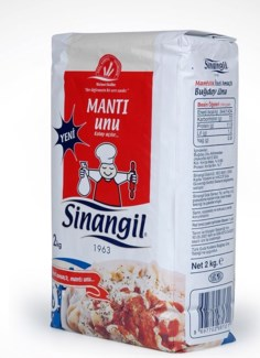 FLOUR FOR MANTI 2KGx6