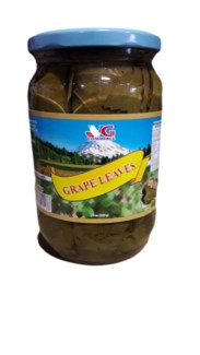 GRAPE VINE LEAVES 700Gx12