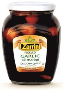BULB GARLIC PICKLES JAR 720GRx12