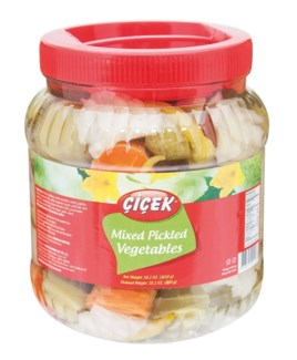 MIXED PICKLES 1650GRx12 (SUMMER PROMO)