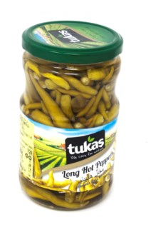 HOT PEPPER PICKLES 720GRx12