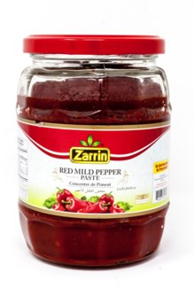 MILD PEPPER PASTE 720MLx12 ( SUMMER PROMO)
