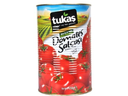 TOMATO PASTE CAN 4500GX6