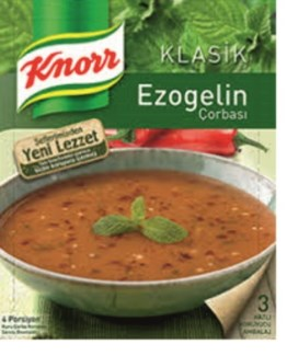 EZOGELIN SOUP 80GRx12