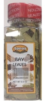 BAY LEAVES 0.52OZx12