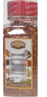 RED CRUSHED PEPPER 7.05OZx12