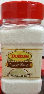 COCONUT POWDER 4.4OZx12