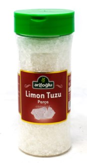 CITRIC ACID -LEMON TUZU PET JAR  300GRx15