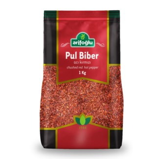 MARAS CRUSHED RED  PEPPER 1000GRx12