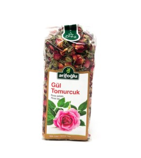 RED ROSE BUDS (TOMURCUK GUL) 90GRx12