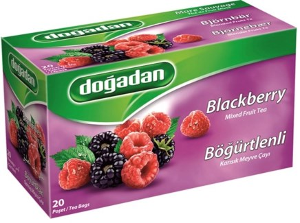 BLACKBERRY TEA (2812) 20TBx12