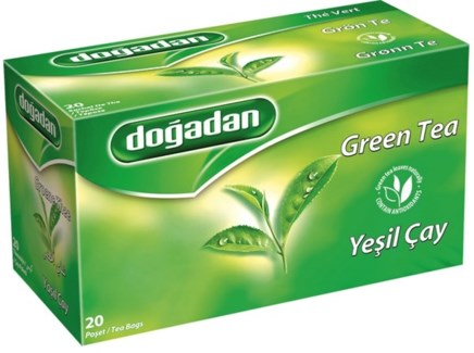 GREEN TEA (3000) 20TBx12
