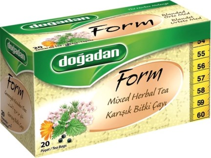 FORM DIET TEA (1202) 20TBx12