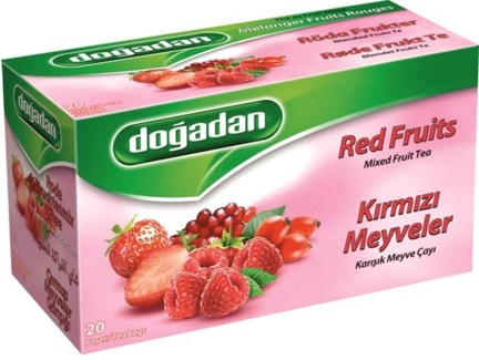 RED FRUIT MIX TEA (4753) 20TBx12