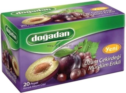 GRAPE & PLUM TEA (1011) 20TBx12