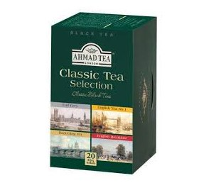CLASSIC TEA SELECTION TB 20TBx6