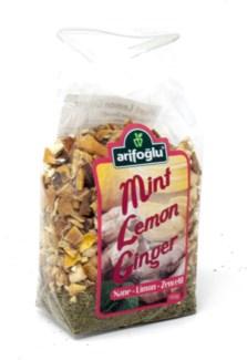 MINT-LEMON-GINGER  TEA 150GRx12