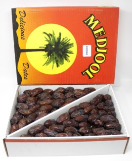 MEDJOOL DATES LARGE 11LB