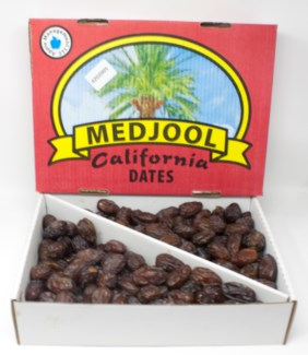 MEDJOOL DATES MEDIUM 11LB
