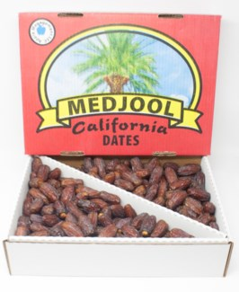 MEDJOOL DATES PREMIUM 11LB
